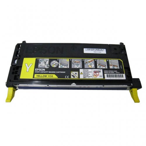 EPSON-1158--S051158--CARTUS-TONER-YELLOW
