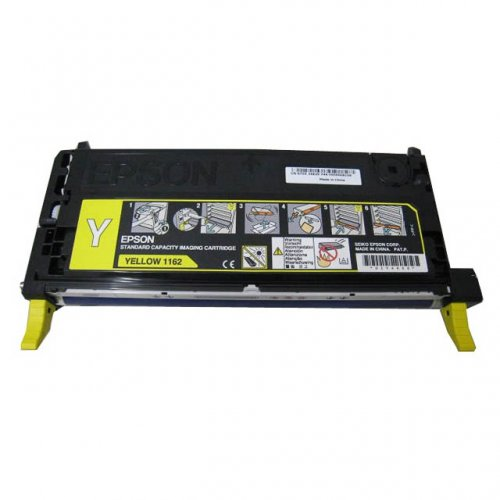 EPSON-1162--S051162--CARTUS-TONER-YELLOW