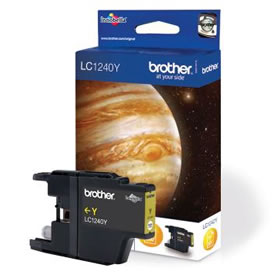 BROTHER-LC1240Y-CARTUS-COLOR-YELLOW