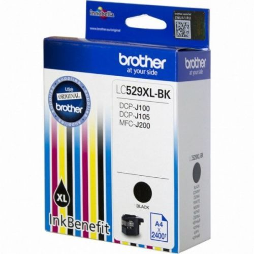 BROTHER-LC529XLBK-CARTUS-BLACK
