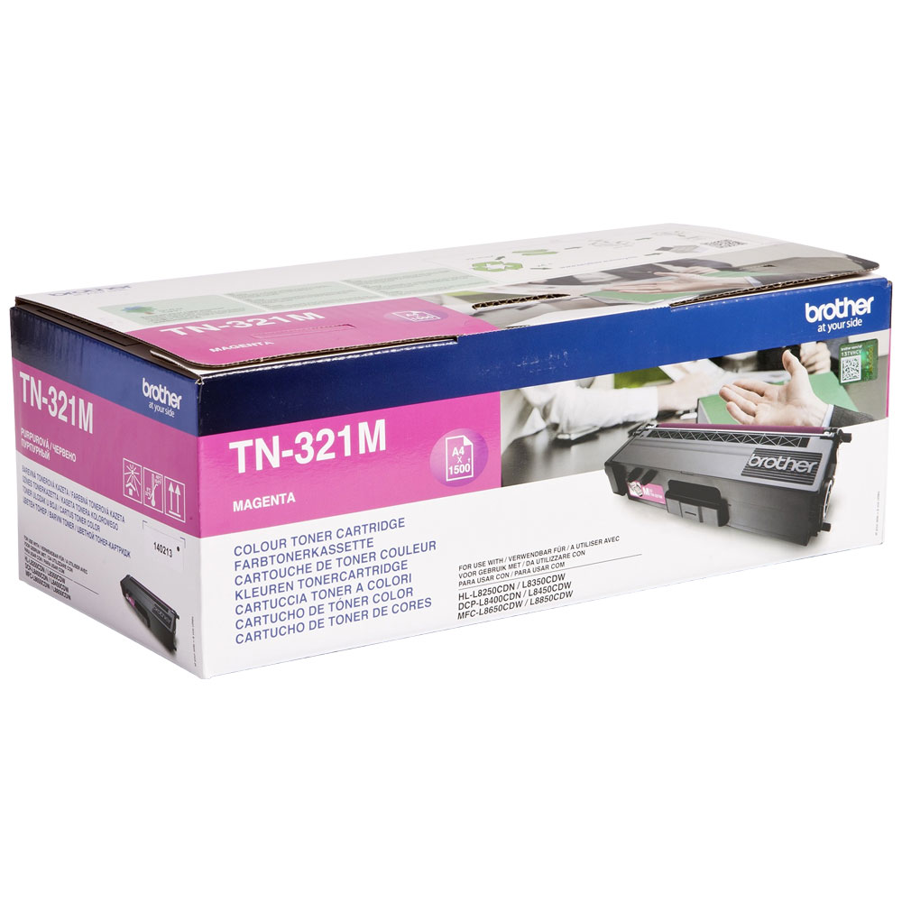 BROTHER-TN-321M-CARTUS-TONER-MAGENTA