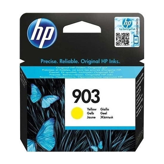 HP-903--T6L95AE--CARTUS-COLOR-YELLOW